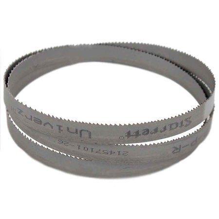 Lâmina de Serra Fita Bimetal Univerz 13 x 114mm K1010-1 - STARRENT
