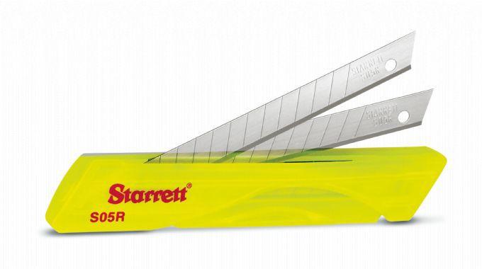 Lamina Larga p/ Estilete 18mm (Estojo Plástico) KS06-1 – STARRETT