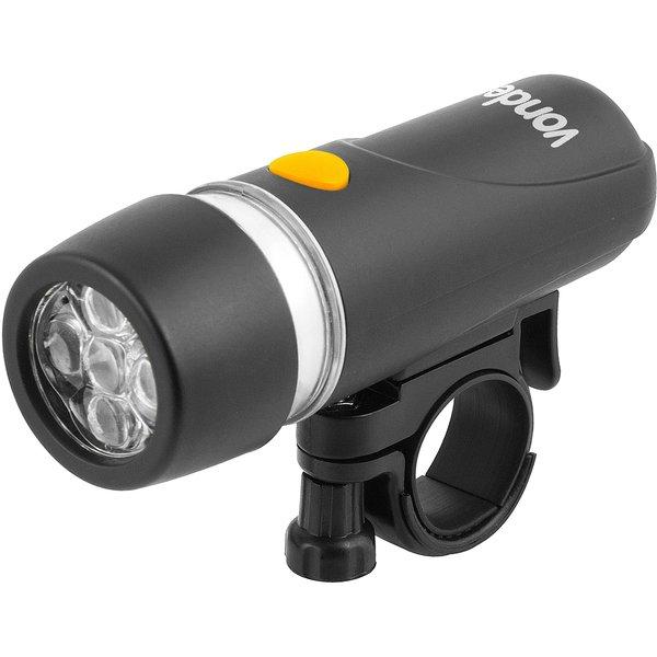 Lanterna P/ Bicicleta C/ 5 Leds S/ Pilhas (4X AAA) – Vonder