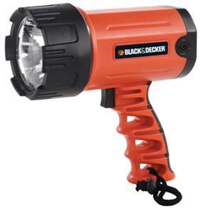 Lanterna Recarregável 1 LED BSL 100 Bivolt - BLACK & DECKER