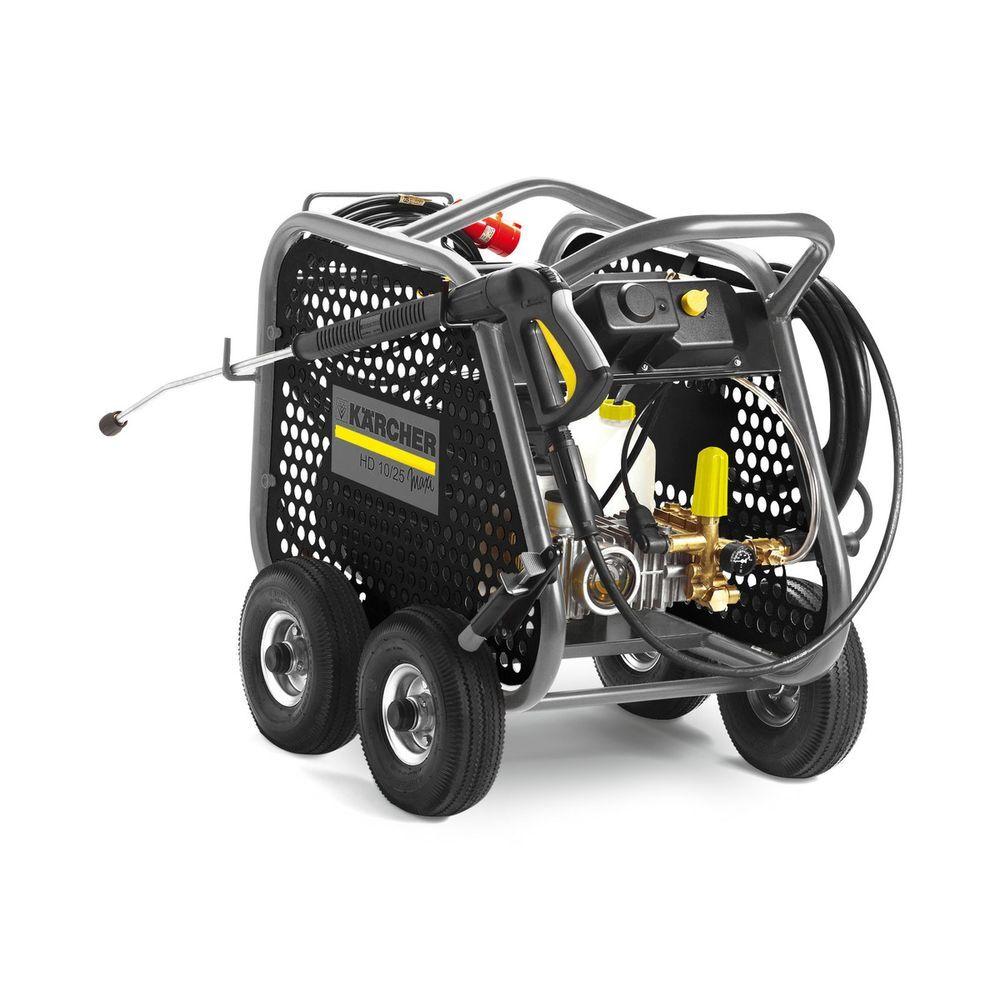 Lavadora Alta Pressão 220V maxi trifásico HD10/25 - Karcher