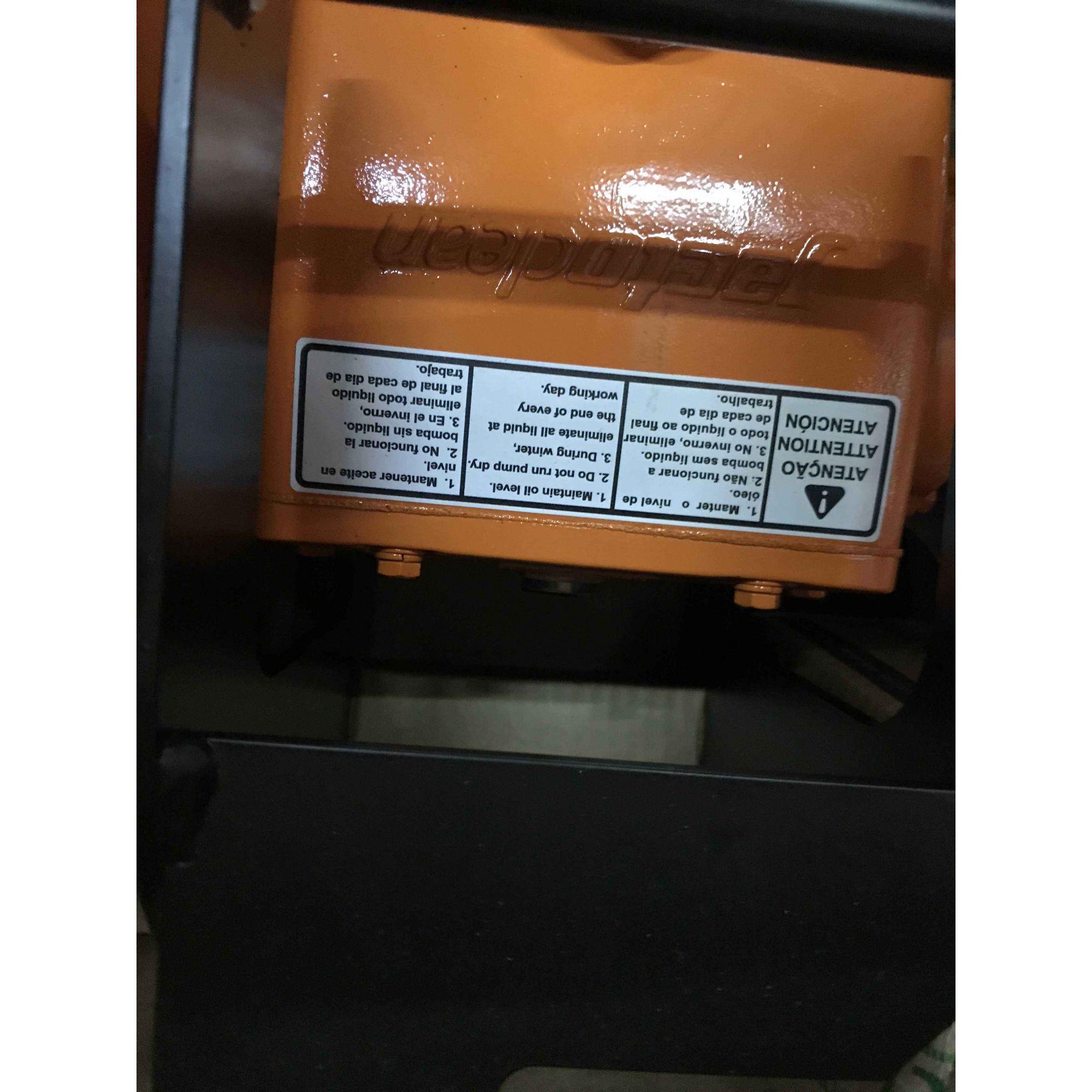 Lavadora de Alta Pressão J 500 s/ Motor - Jacto