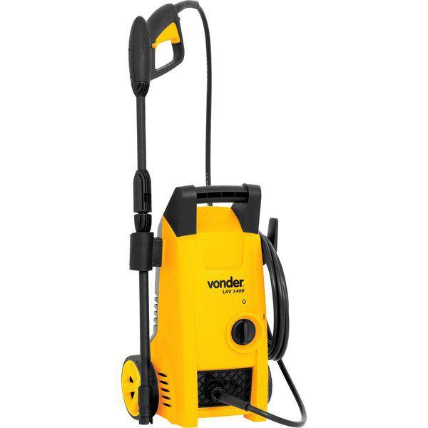 Lavadora de Alta Pressão LAV 1400 110V - Vonder