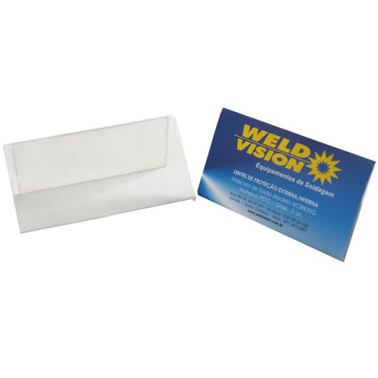 Lente Interna Para Máscara de Solda Master PM10 - Weld Vision