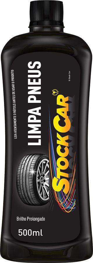 Limpa Pneus Liquido 500ml - STOCKCAR