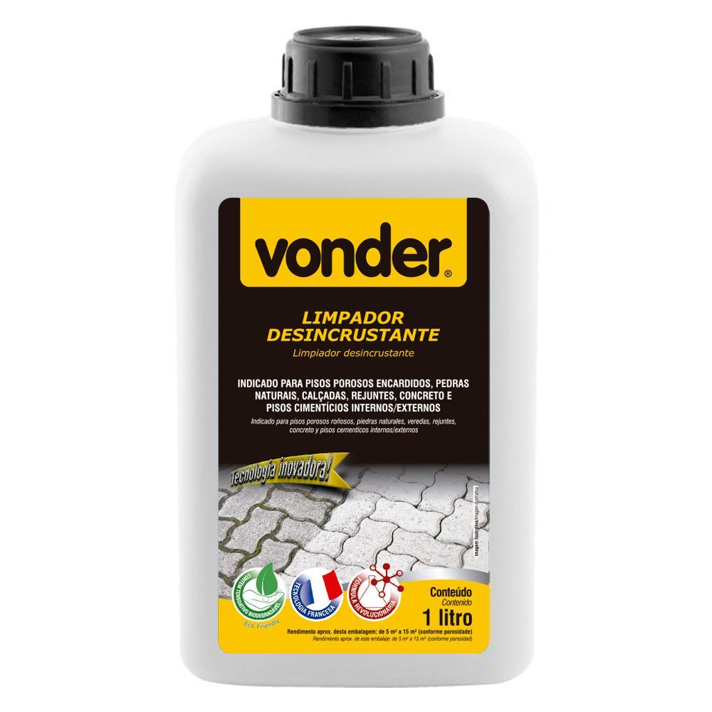 Limpador Desincrustante Biodegradável 1LT - VONDER