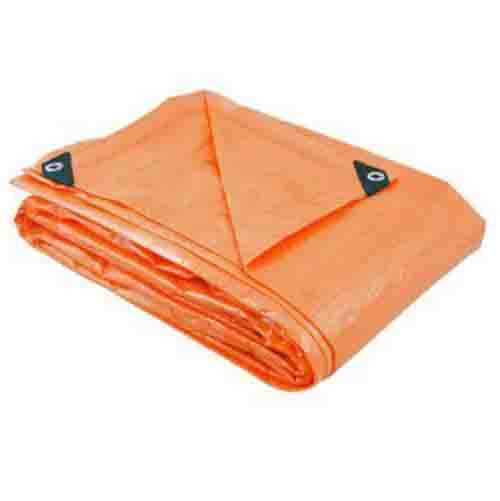 Lona  Plastico Laranja 5x5 6128055000 - VONDER