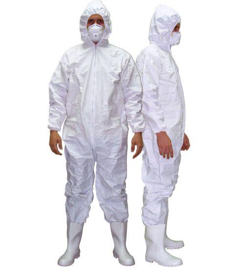 Macacão de Segurança Tnt Branco Tam.XGG 1000 - PRONEX