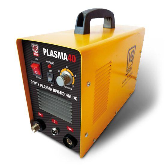 Máquina de Corte Plasma CUT 40 220V - V8