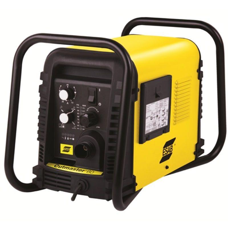 Maquina De Corte Plasma Cutmaster 60 Corte 20/32mm 220/460V ESAB