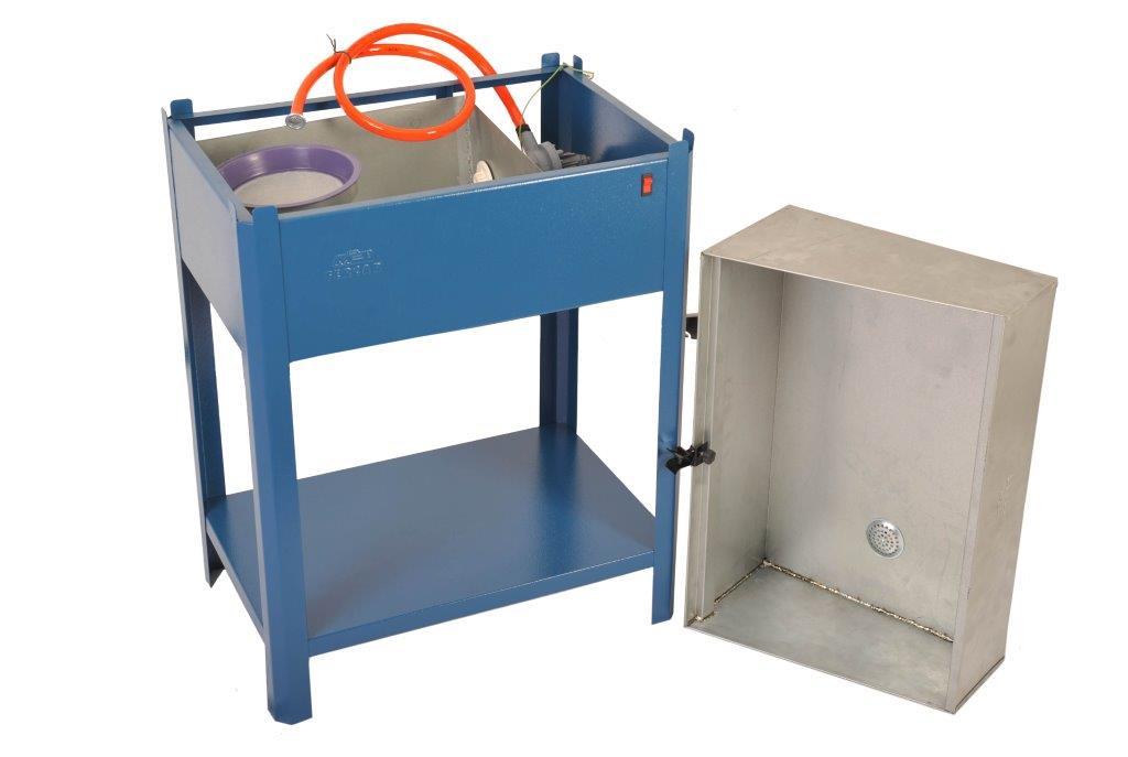 Máquina de lavar Peças C/Eletrobomba LV-820 220V - Fercar