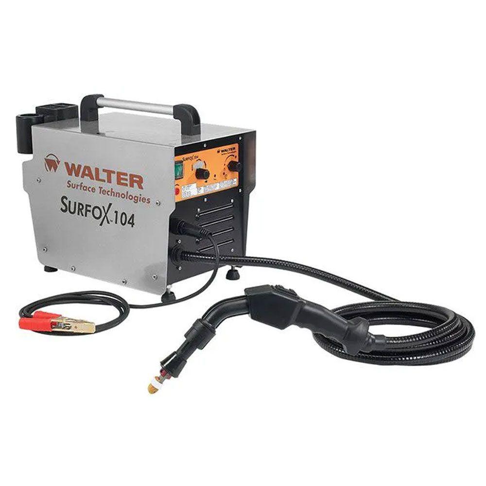 Maquina De Limpeza P/Solda Surfox 104 230V - Walter
