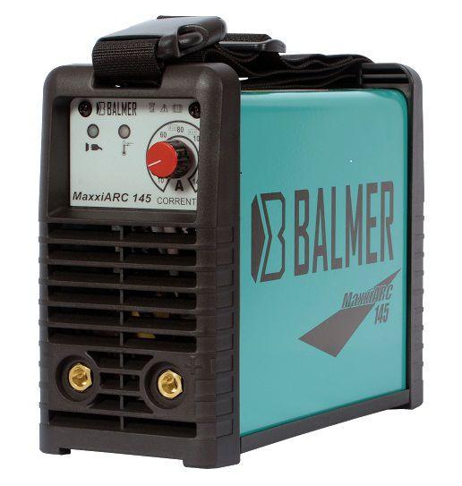Maquina de Solda Inversora 145 Amp. MAXXI ARC145 220V - BALMER