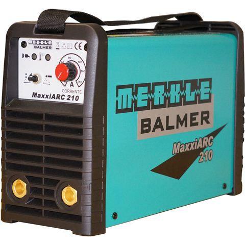 Máquina de Solda Inversora 210A Maxxiarc210 220V - Balmer