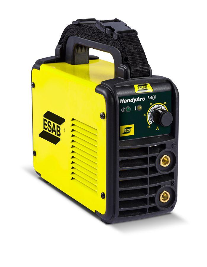 Maquina De Solda Inversora HandyArc 140I 220V - Esab