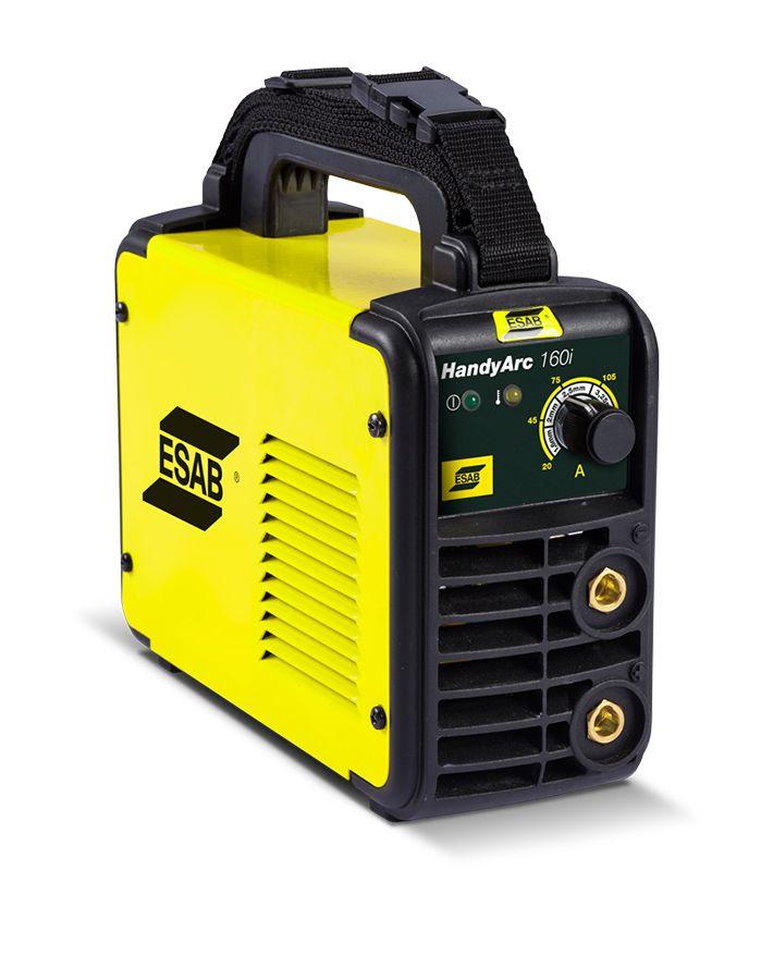 Maquina De Solda Inversora HandyArc 160I 220V - Esab