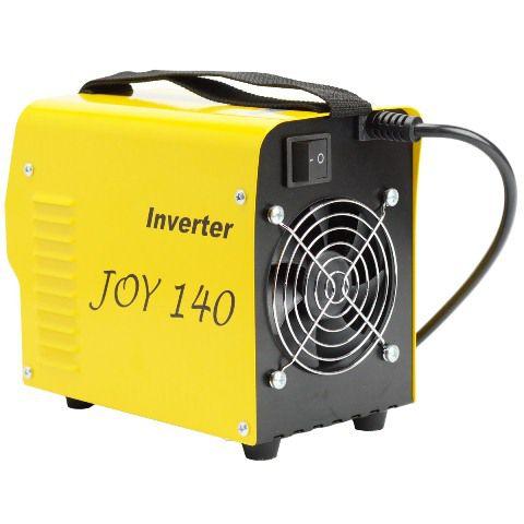 Maquina de Solda Inversora JOY 140A Monofásica - Balmer