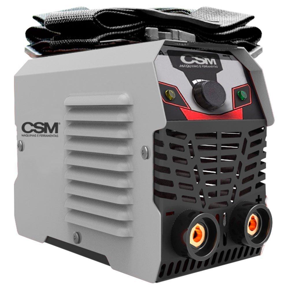 Máquina de Solda Inversora MMA100 Economic Mono 220V - Csm