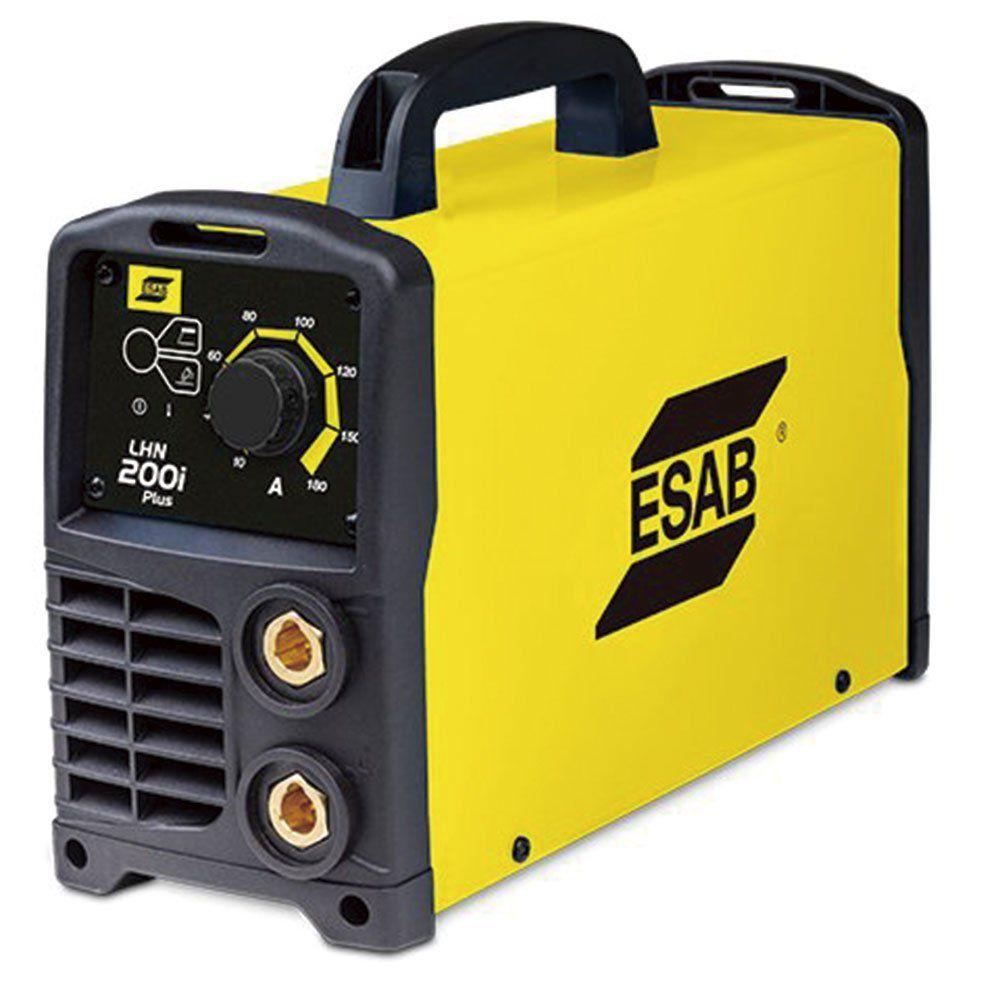 Maquina De Solda Inversora Mono Tig 220v LHN 200i Plus - Esab