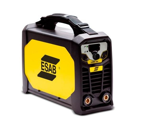 Maquina de Solda Inversora Mono Tig 220v LHN 242I – Esab