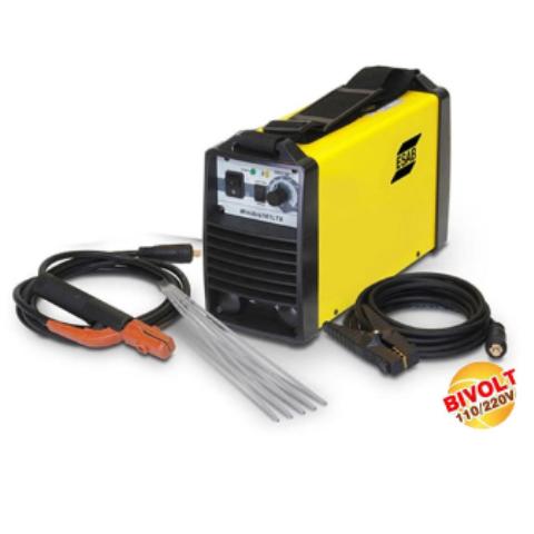 Maquina de Solda Inversora TIG Mini Arc 161 Lts Monofásico - Esab