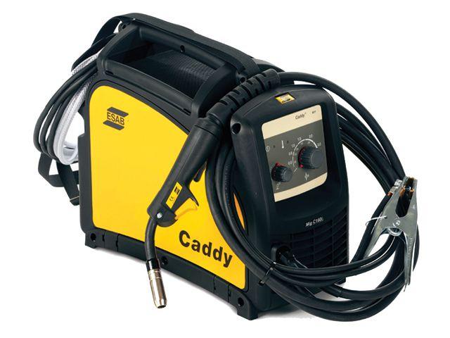 Máquina de Solda Monofásica Caddy Mig C160I - Esab