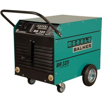 Maquina Retificador de Solda Eletrodo Trifásico BR325DC -  Balmer