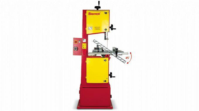 Maquina Serra Fita Vertical S2020 220V 60hz - STARRETT