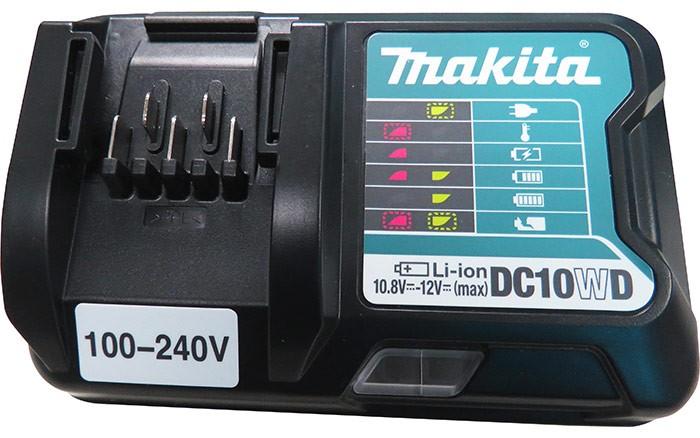 Martelo Rompedor A Bateria 12v Enc. 14mm HR140DWYE1 – Makita