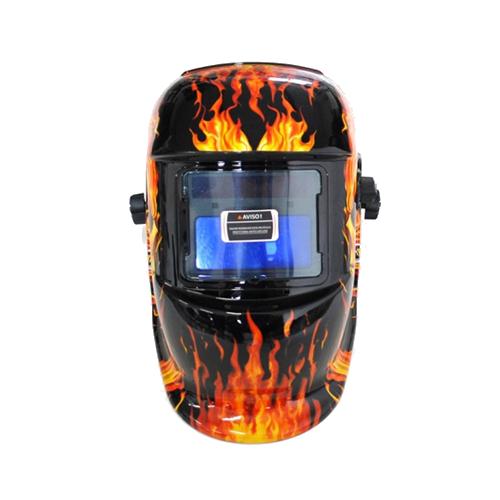 Máscara De Solda Automática Motoqueiro Fantasma - Apollo