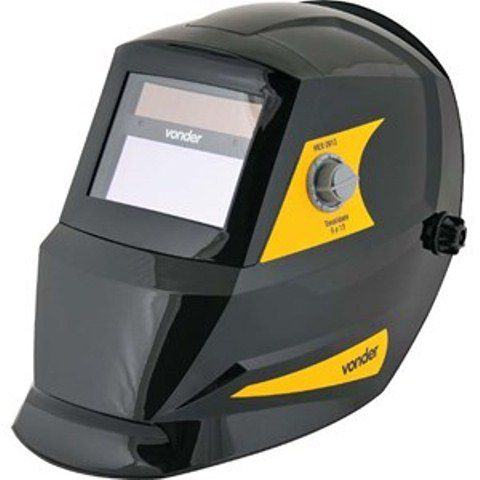 Máscara de Solda c/ Escurecimento Automático MEV 0913 - VONDER