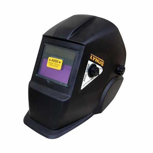 Máscara De Solda ESC AUT.C/REGUL 9 A 13(MIG-TIG-EL) MSL-5000 - Lynus