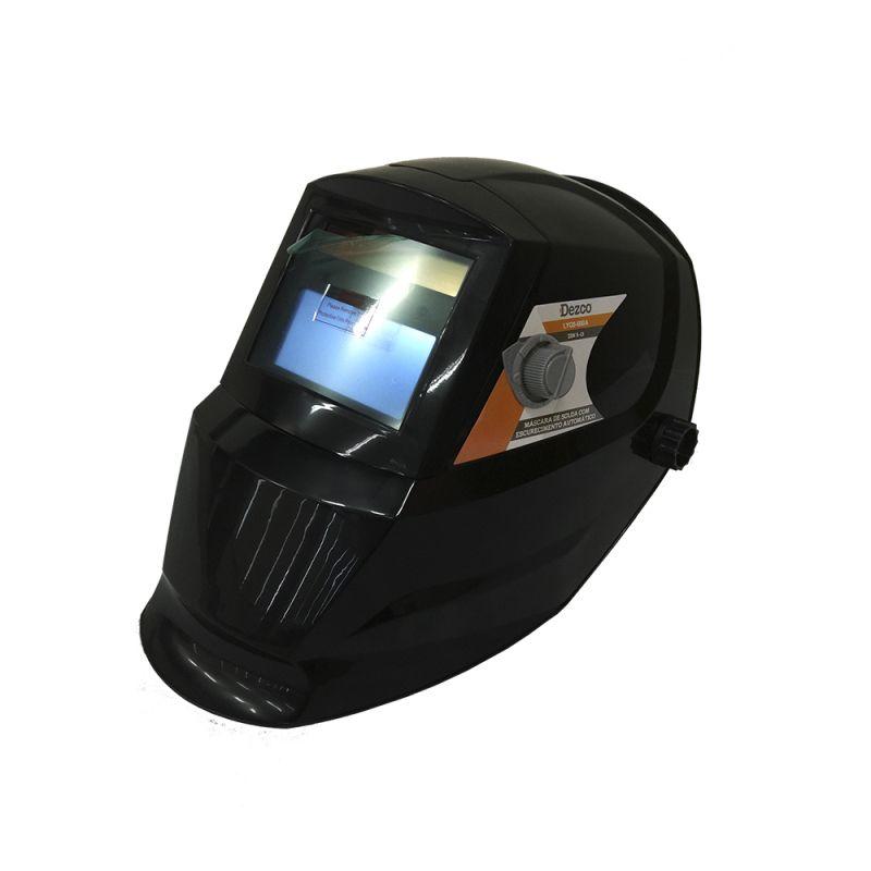 Máscara De Solda Esc.Automático 9-13 LYG5600A - Dezco