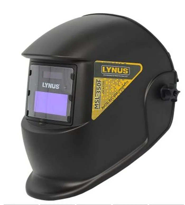 Máscara de Solda Escurecimento Automática MLS 350 F - LYNUS