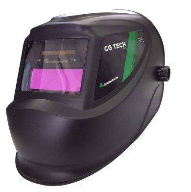 Máscara de Solda Escurecimento Automático CGTECH MX-L - Carbografite