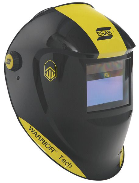 Máscara de Solda Warrior Tech C/ Escurecimento Automático - Esab
