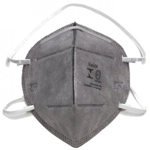 Máscara Respiradora Descartável PFF2 9923 - 3M