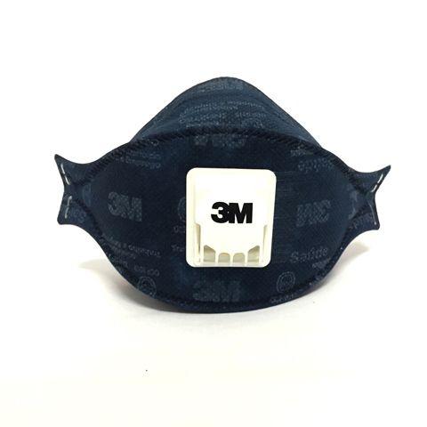 Máscara Respiradora Valvulada PFF2 9322 BR - 3M