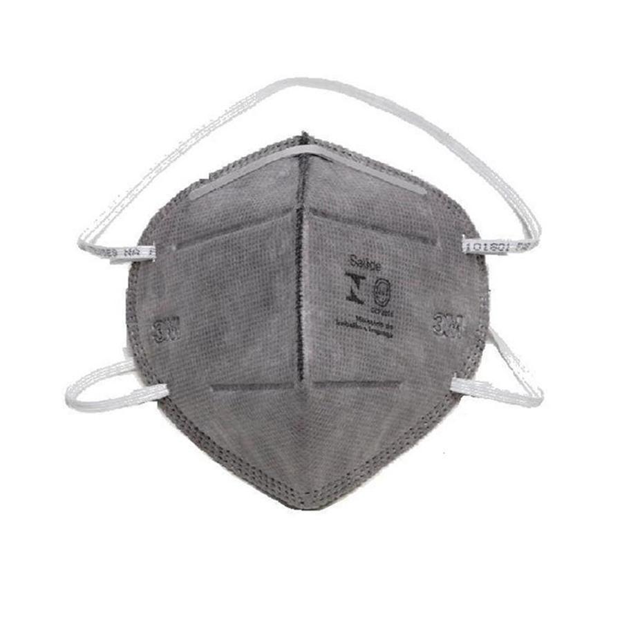 Máscara Respiradora Vo-P1 S/ Válvula 9913 - 3M