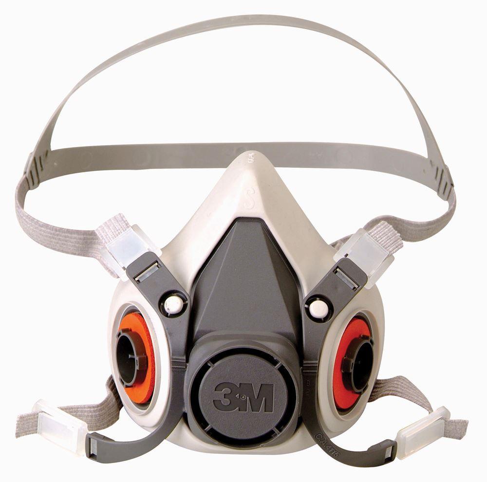 Máscara Respiratória Semi-Facial 6200 - 3M