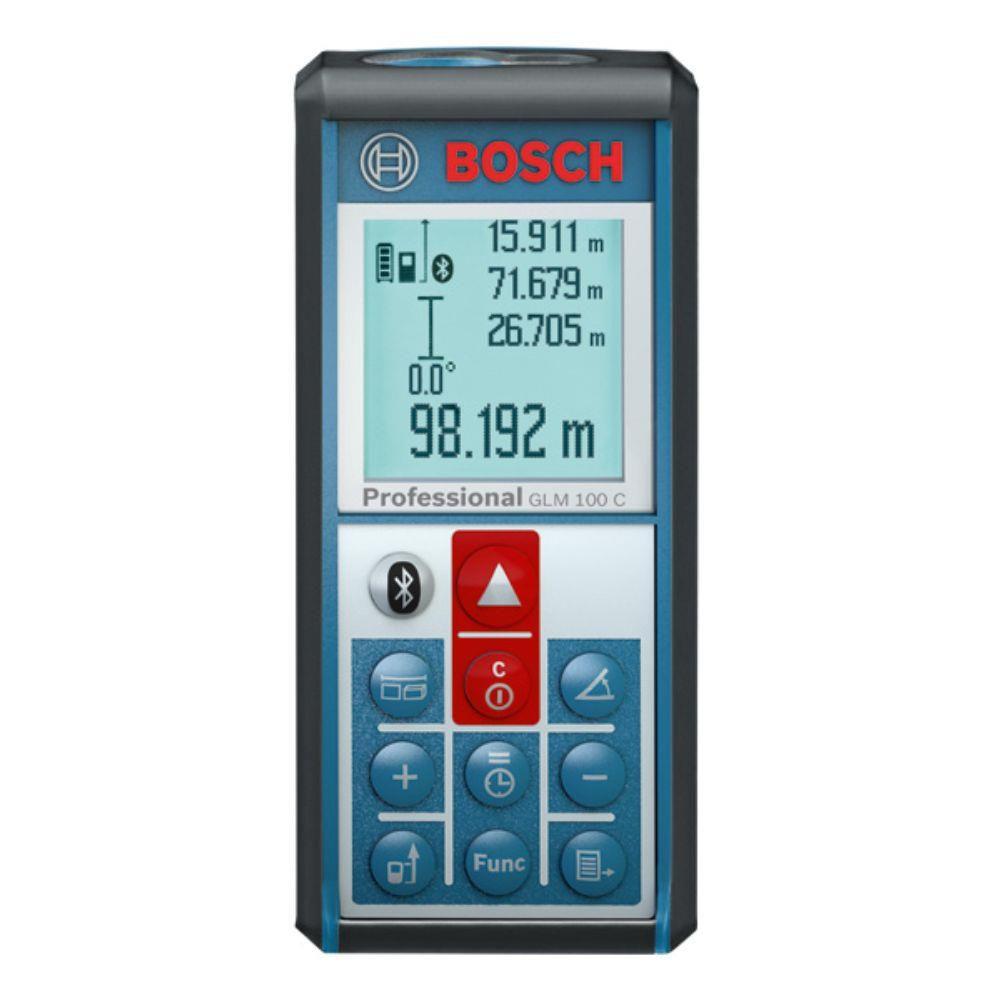 Medidor de Distância à Laser GLM-100 C - BOSCH