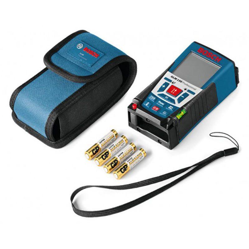 Medidor de Distância a Laser GLM 150 - BOSCH