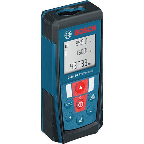 Medidor de Distância á Laser GLM 50 - BOSCH