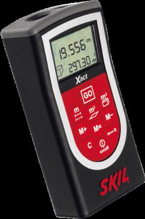 Medidor de Distâncias a Laser X-ACT 0530 - SKIL