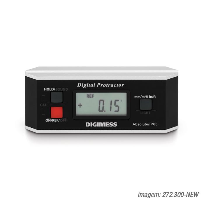Medidor de Inclinação Digital 272.300 - New Digimess