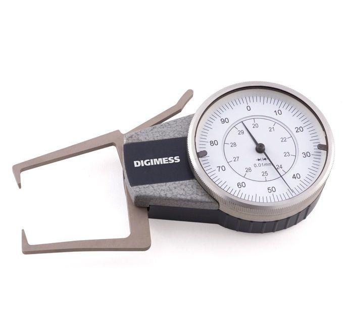 Medidor Externo com Relógio 0-20mm (0,01mm) 114.825 DIGIMES
