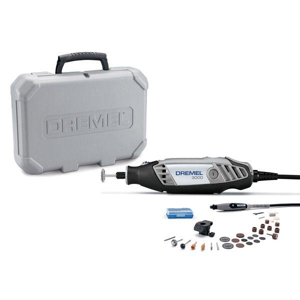 Micro Retífica 3000 c/ 30 Acessórios 110V - DREMEL