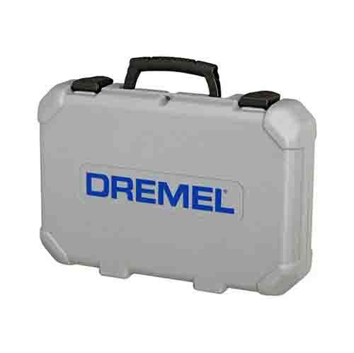 Micro Retífica Elétrica 4000 c/ 36 Acessórios e 3 Acoplamentos 110V - DREMEL