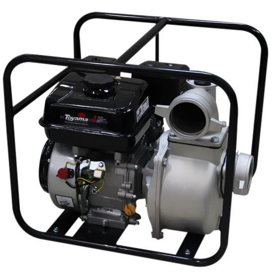 Moto Bomba Autoescorvante a Gasolina de 6,0 HP - Toyama