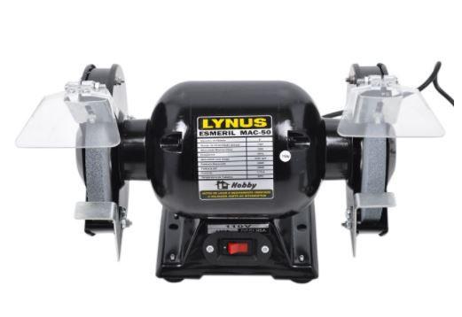 Moto Esmeril 1/2 HP 220V -  LYNUS